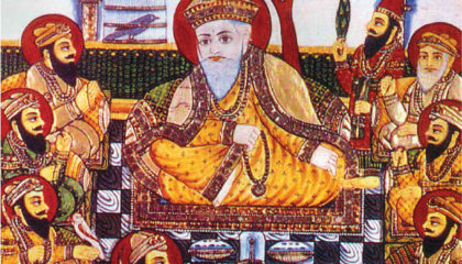 550th Birth Anniversary of Guru Nanak