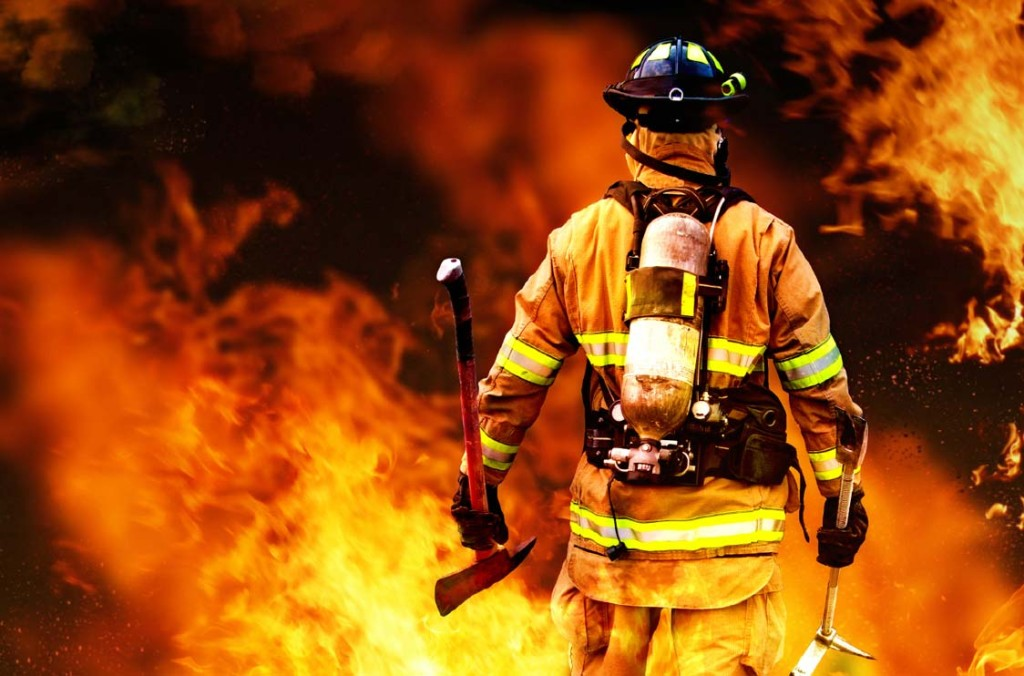 Getting Out of Fire Fighting