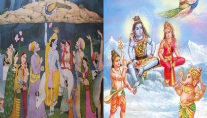 Lessons from our Puranas l Govardhan Puja l Thanks Giving Day l